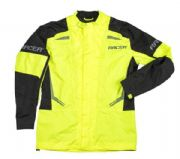 Racer Flex Rain Jacket Yellow/Black